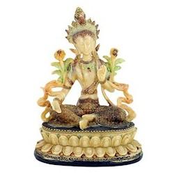 Green Tara Female Buddha